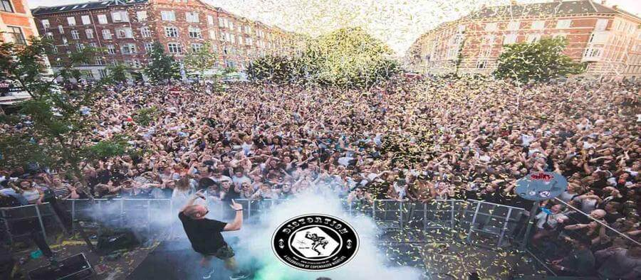 Distortion - A tribute to Copenhagen x Largest Street Party in Scandinavia