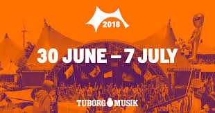 Get ready for Roskilde Festival – North Europe's biggest music festival!