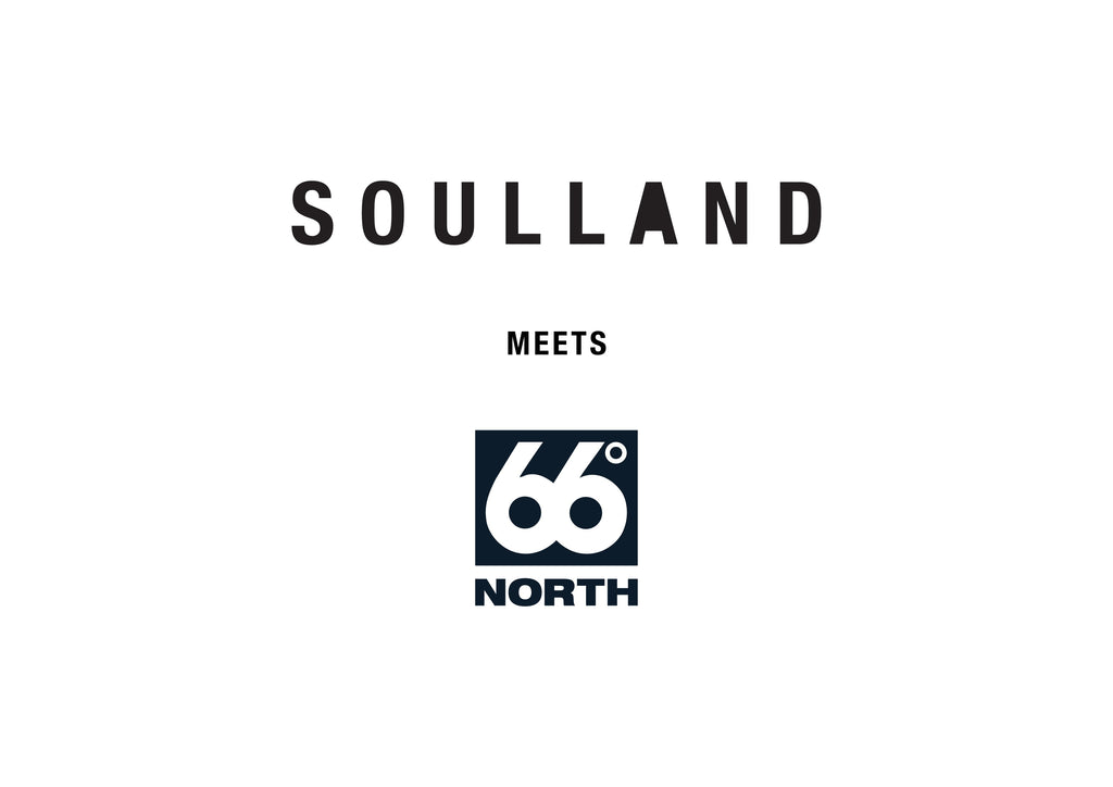 Soulland collaboration with 66° North