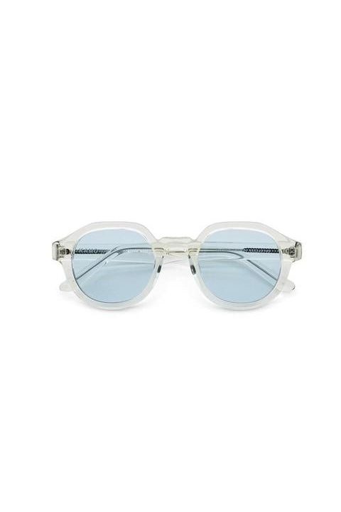 Sunglasses - Palermo - Frame Clear Lens Blue