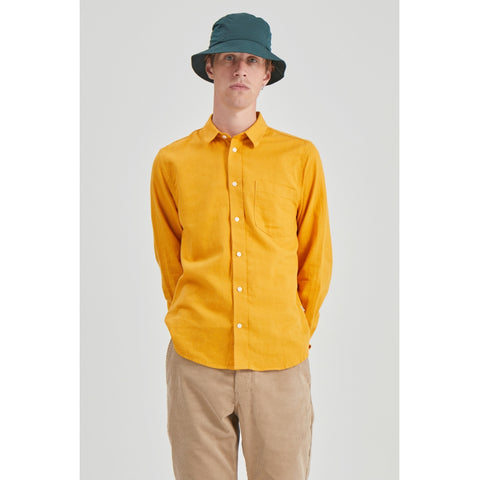 Andrew cotton linen shirt