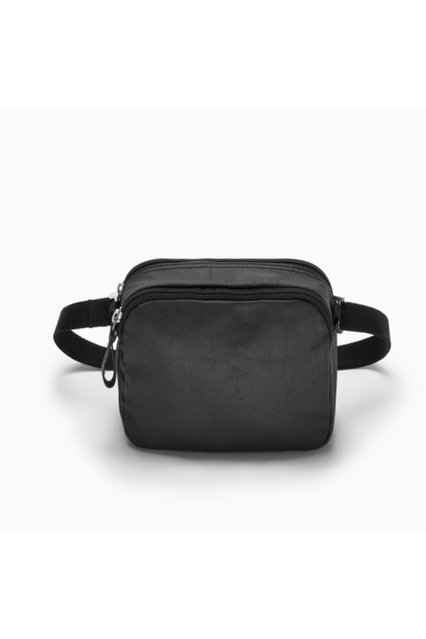 "Hip Bag ""Jet Black"""