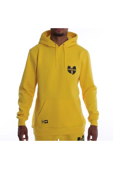 Protect ya neck hoody Yellow