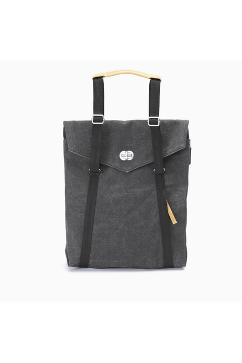 "Tote ""Washed Black"""