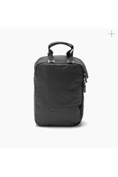 Qwstion - Daypack - Organic Jet Black