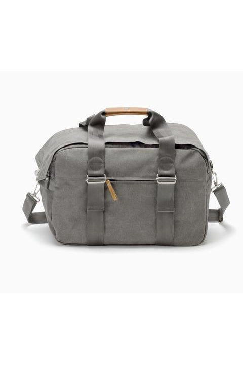 Qwstion - Weekender - Washed Gray