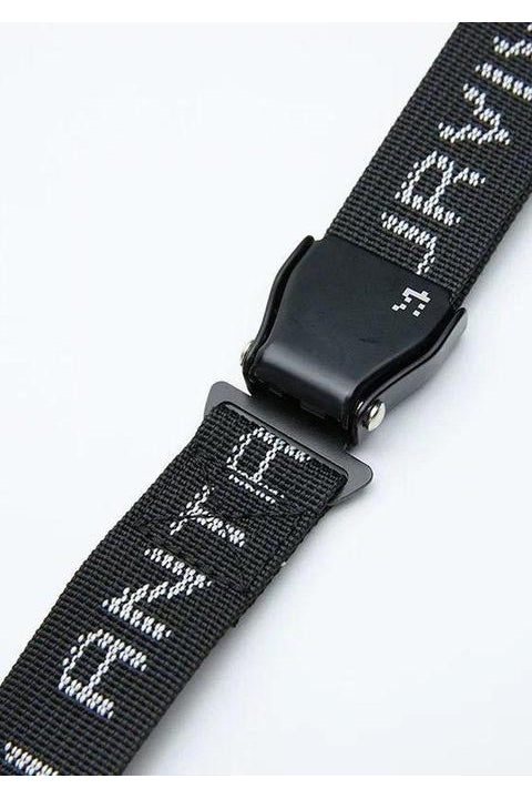 KRAKATAU-Safety Belt 25mm-Hu19/1-Black