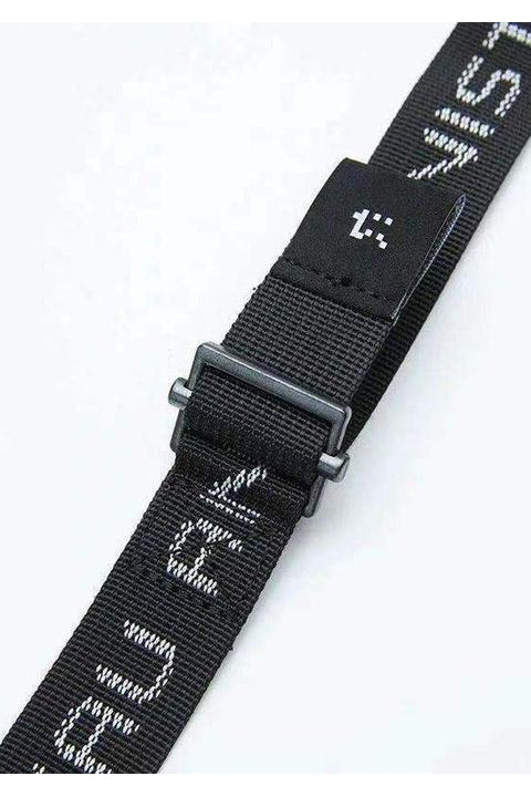 KRAKATAU-Pu Belt 25mm-Hu14/1-Black