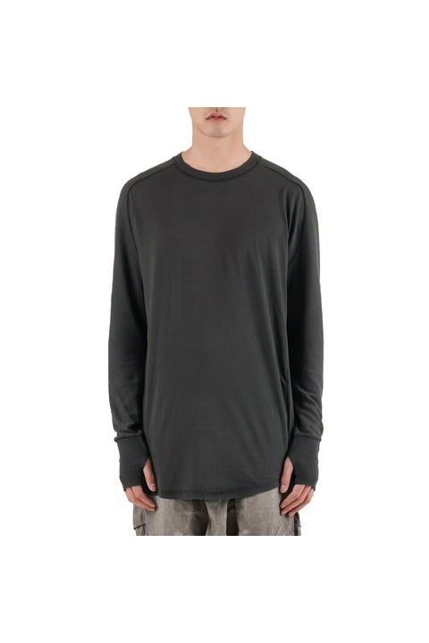 Iso.Poetism - COIL 50/1000 - LONG SLEEVE TEE - CARBON