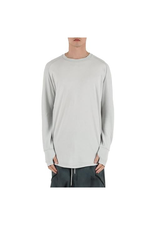 Iso.Poetism - COIL 50/1000 - LONG SLEEVE TEE - OFF-WHITE