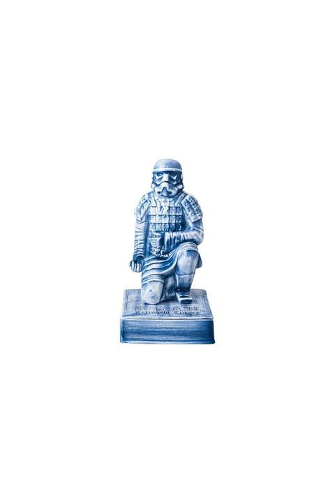 Yeenjoy Studio - TERRACOTTA WARROR STORMTROOPER INCENSE BURNER - YEENJOY016 - blue