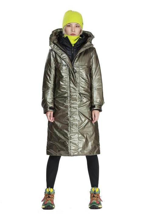 KRAKATAU LONG HOODED QW263-5 RITEG