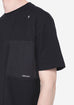 T-SHIRT- Classic Fit - BLACK
