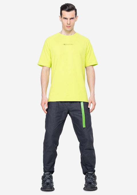 T-SHIRT- Classic Fit - LIME