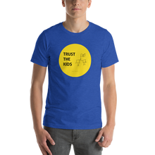 Ep 03 Blue - Trust the kids - Unisex T-shirt