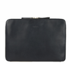Laptop Sleeve 13 inch Zipper Zwart