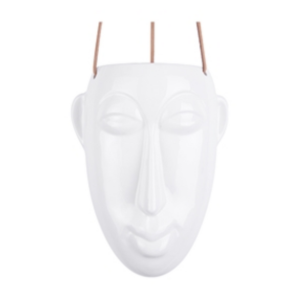 Hanging Plant Pot Mask Long