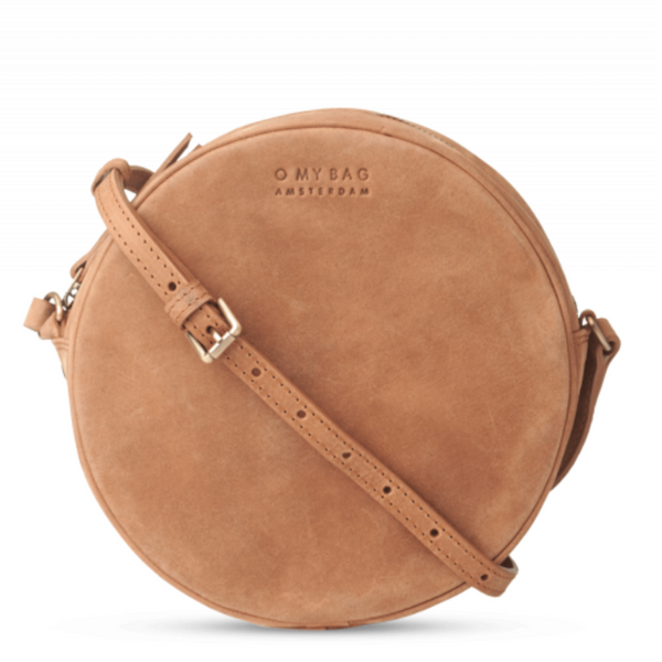 OMB Luna Bag Camel Hunter Leather