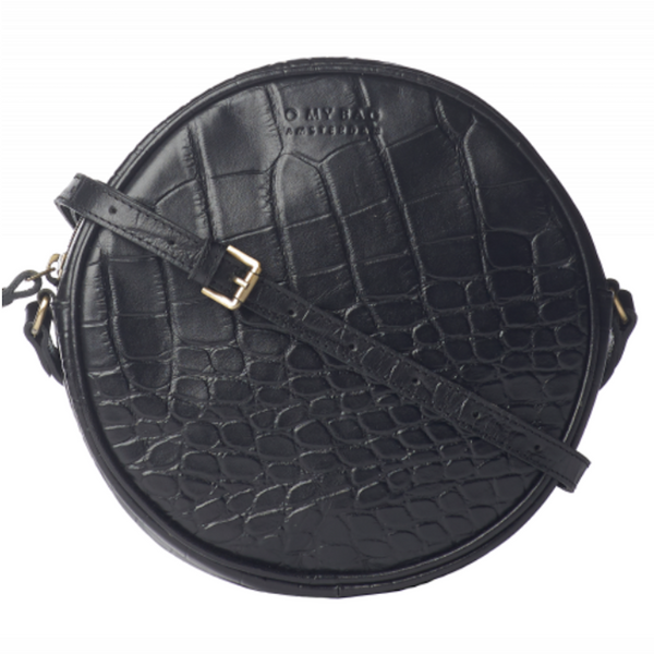 Luna Bag Black Croco