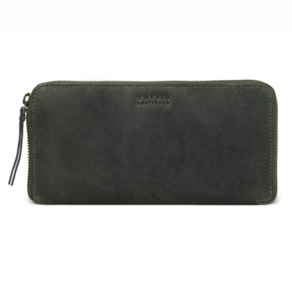 OMB Sonny Long Wallet Green