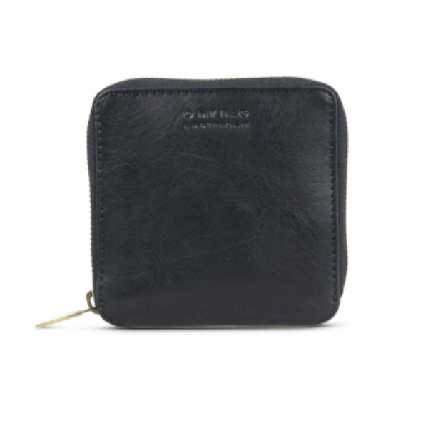 Sonny Square Wallet Black Stromboli