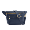 Beck's Bum Bag Navy Croco