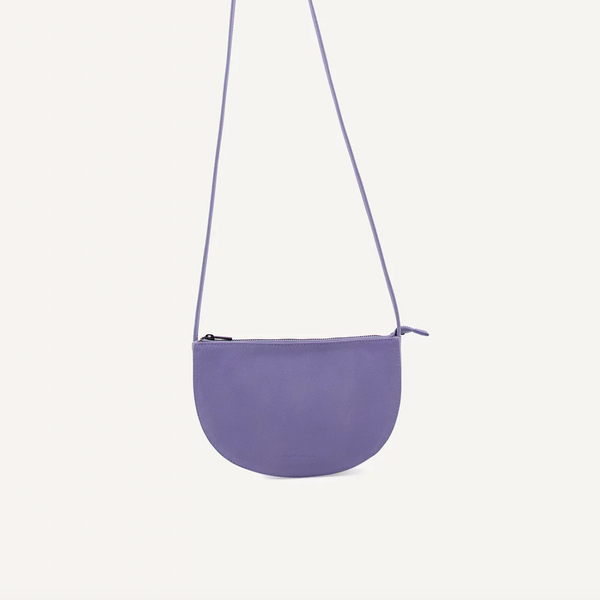 Farou Half Moon Bag Lila
