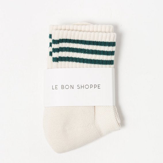 Le Bon Shoppe Socks Egret