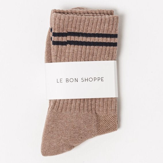 Le Bon Shoppe Socks Cacao