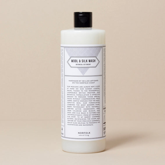 Norfolk Wool & Silk 500ml