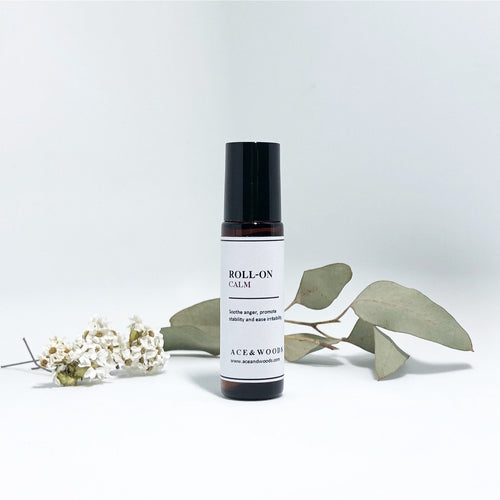 ACE & WOODS Essential Oil Roll-on : CALM