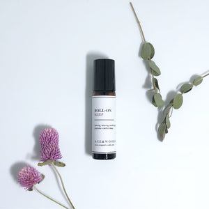 ACE & WOODS Essential Oil Roll-on : SLEEP