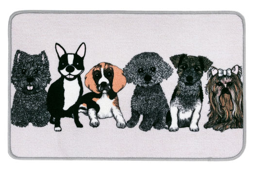Doggies matto 50x80 cm