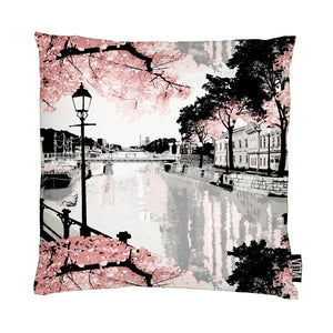 Aurajoki cushion cover 43x43 c