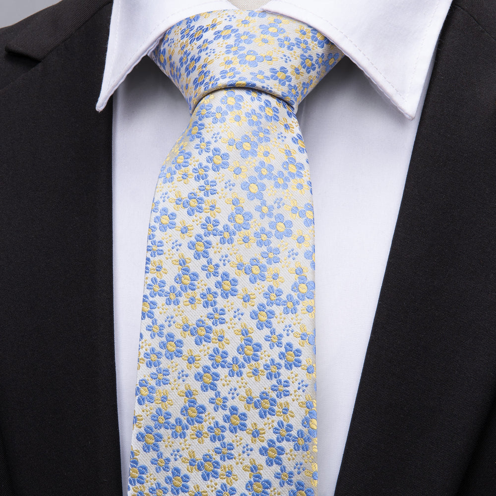 Load image into Gallery viewer, [Mens_Silk_Necktie] - DiBanGuStore