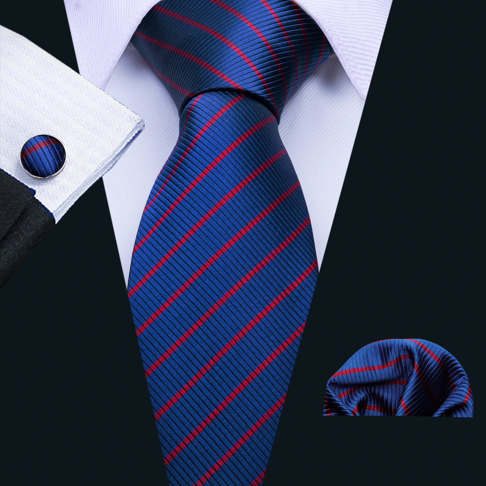 Load image into Gallery viewer, [Mens_Silk_Necktie] - DiBanGuStore (1701355028522)