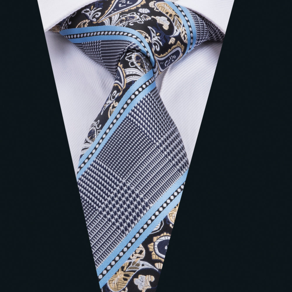 Load image into Gallery viewer, [Mens_Silk_Necktie] - DiBanGuStore (587916967978)
