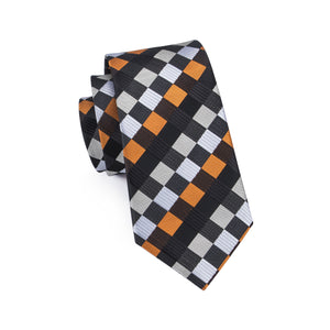 Load image into Gallery viewer, [Mens_Silk_Necktie] - DiBanGuStore (575966052394)
