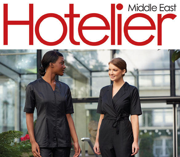 HOTELIER MIDDLE EAST: FASHIONIZER LAUNCHES ONLINE HOTEL UNIFORM SHOP