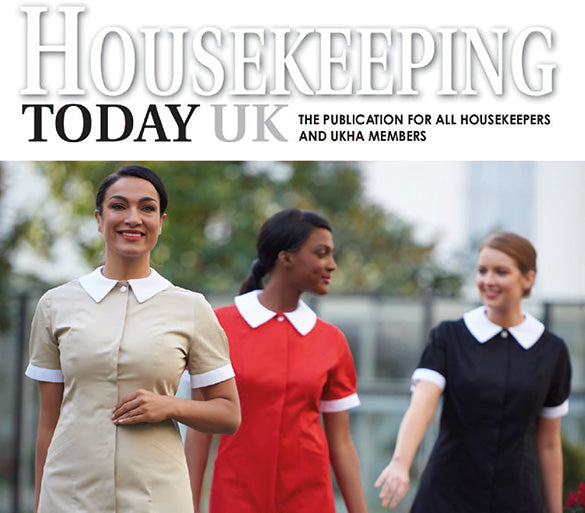 HOUSEKEEPING TODAY: HIGH STANDARDS AND HIGH FASHION