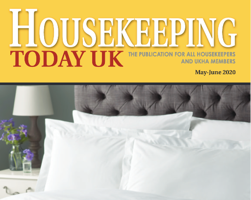 HOUSEKEEPING TODAY: DRESS TO IMPRESS