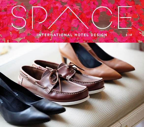 SPACE MAGAZINE ANNOUNCES LAUNCH OF HOTEL UNIFORM SHOP BY FASHIONIZER