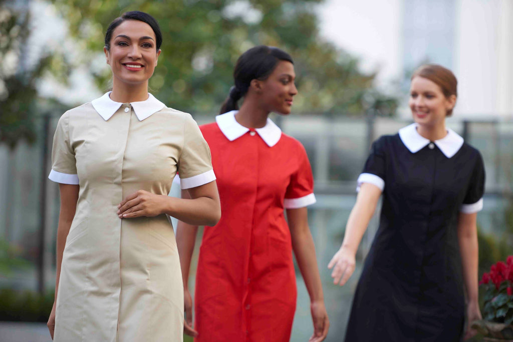 uniforms for hotel staff