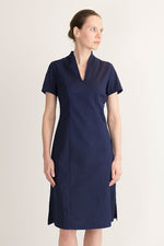Navy Housekeeping Maids Dress