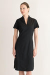 Womens Black Housekeeping Dress