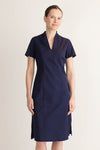 Female Housekeeping Dress Navy