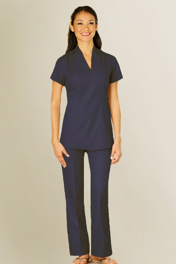 Navy Housekeeping Trousers for Hospitality