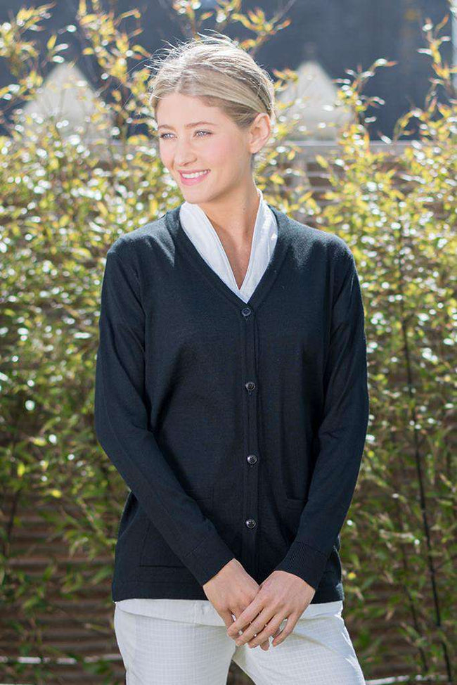 Housekeepers Knit Cardigan - Fashionizer Uniforms