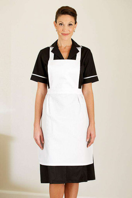 Lace Housekeeping Apron