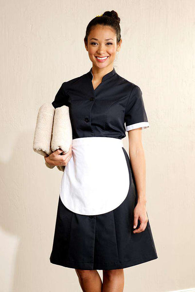 Housekeeping White Apron